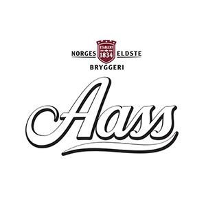 Logo Aass Bryggeri. Grafikk.