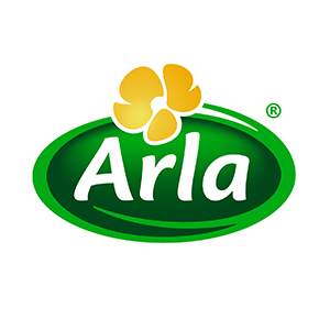Logo Arla. Grafikk.