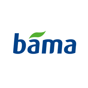 Logo Bama. Grafikk.