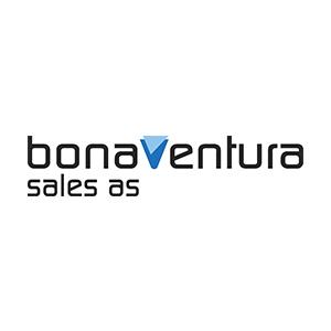 Logo Bonaventura. Grafikk.