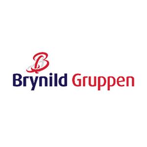 Logo BrynhildGruppen. Grafikk.