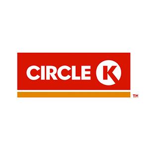 Logo Circle K. Grafikk.