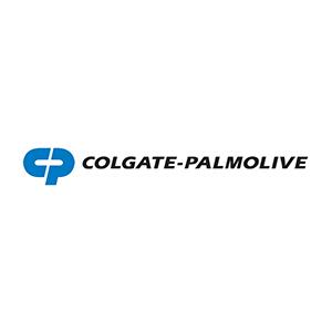Logo Colgate-Palmolive. Grafikk.
