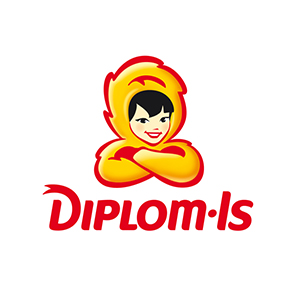 Logo Diplom-is. Grafikk.