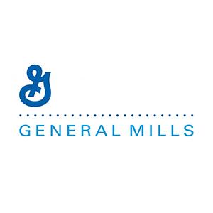 Logo General Mills. Grafikk.