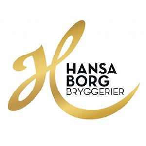 Logo Hansa Borg Bryggerier. Grafikk.