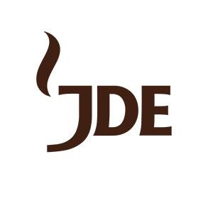 Logo JDE. Grafikk.