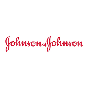 Logo Johnson & Johnson. Grafikk.