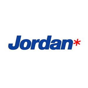 Logo Jordan. Grafikk.