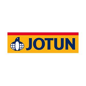 Logo Jotun. Grafikk.