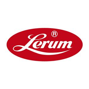 Logo Lerum. Grafikk.