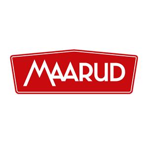 Logo Maarud. Grafikk.