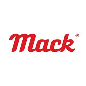 Logo Mack. Grafikk.