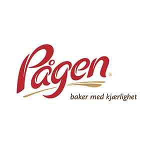Logo Pågen. Grafikk.