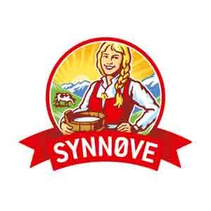 Logo Synnøve. Grafikk.