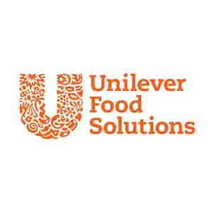 Logo Unilever Food Solutions. Grafikk.