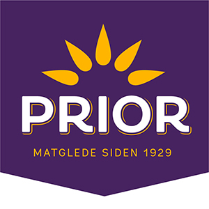 Logo Prior. Grafikk