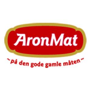 Logo Aron Mat. Grafikk.