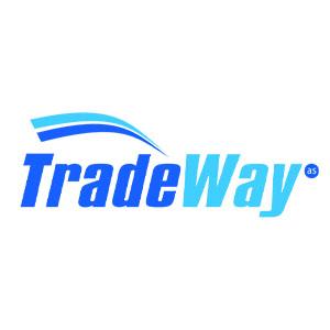 Logo Tradeway. Grafikk.