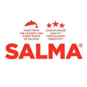 Logo Salma. Grafikk.