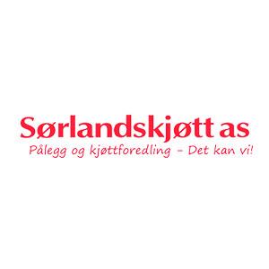 Logo Sørlandskjøtt. Grafikk.