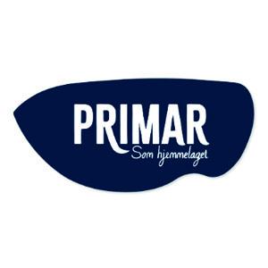 Logo Primar. Grafikk.