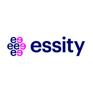 Logo Essity. Grafikk.